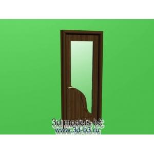 Дверь в стиле Амата