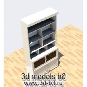 """Книжный шкаф """"Школьник"""""""