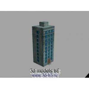 Девятиэтажный дом