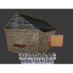 3d дом