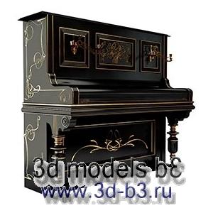 Пианино очень красивое!!!
