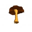 Grib, Beautiful model Mushroom